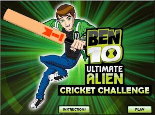 free play games of ben 10 ultimate alien