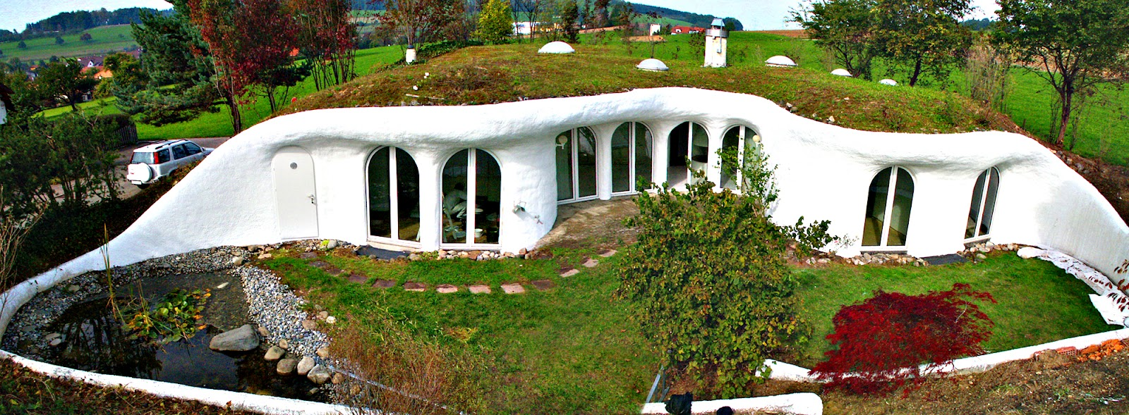 blogger com 27 Absolutely Stunning Underground Homes