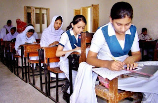 BISE Rawalpindi 5th Class Date Sheet