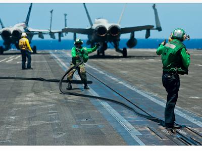 la proxima guerra siria aviones de combate preparandose