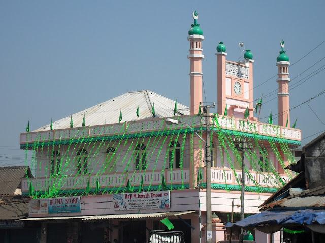 мечеть в Колламе