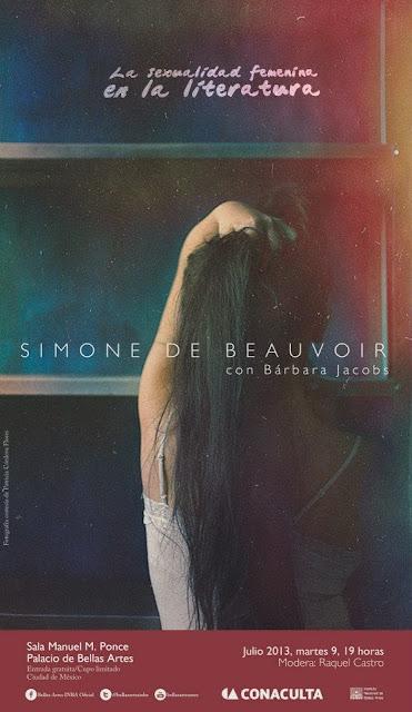 """El ciclo """"La sexualidad femenina en la literatura"""" presenta a Simone De Beauvoir"""
