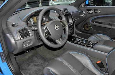 2012 Jaguar XKR-S Image Gallery