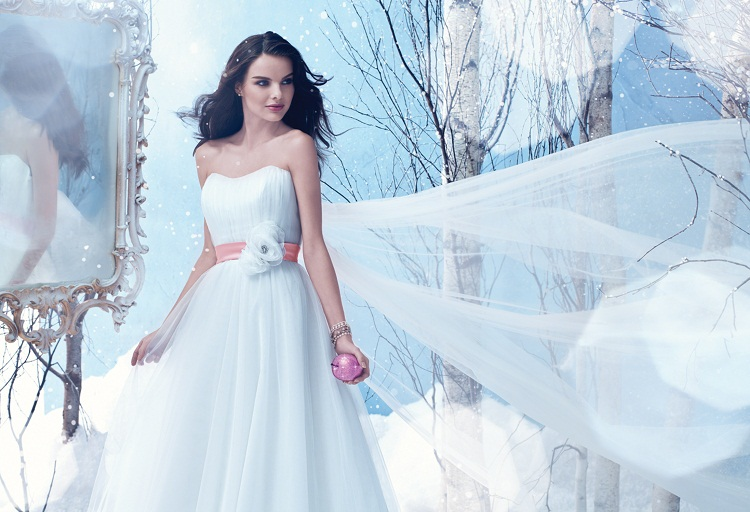 The 2013 Alfred Angelo Disney Fairy Tale Wedding Gowns - This Fairy ...