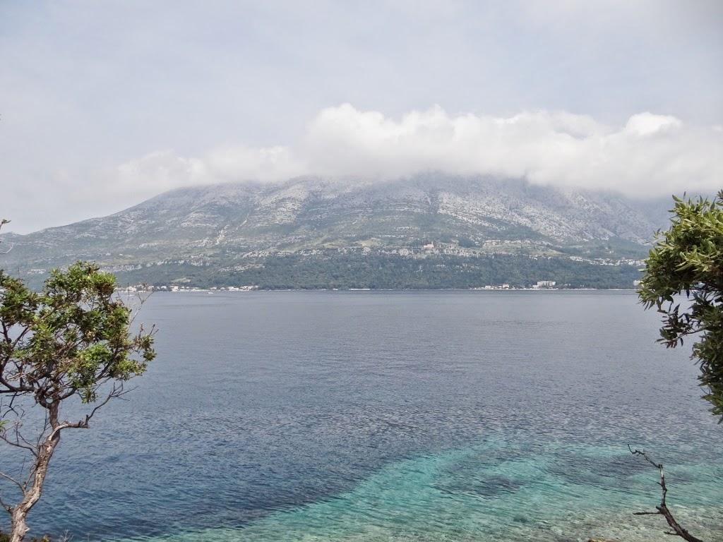 Wyspa Badija - Chorwacja