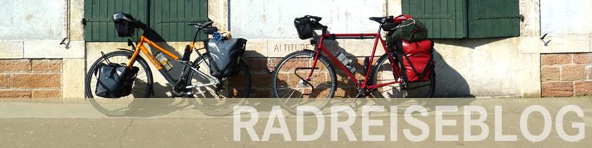 Radreiseblog