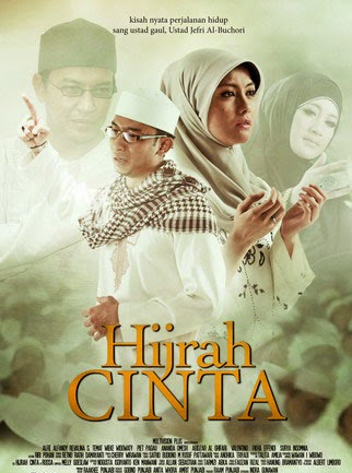 Film Hijrah Cinta 2014 di Bioskop