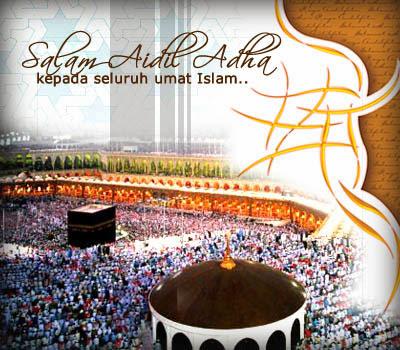 Salam Aidiladha Kepada Seluruh Umat Islam