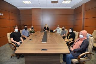 KTÜN'de 'Ders Bilgi Yönetim Sistemi' Yazılım Süreci Tamamlayarak Kullanıma Sunuldu