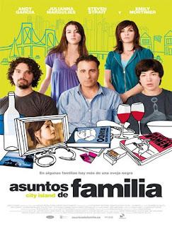 Ver Asuntos de familia (City Island) (2009) Online