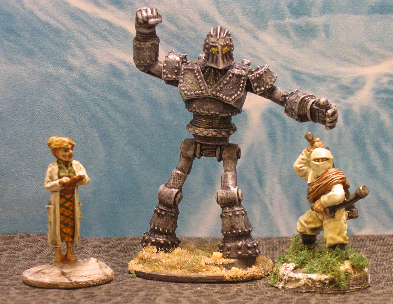 Suck on the weird 28mm weird world war 2 ptd minis for sale citadel ninja brigade games lab assistant and a silver age sentinels robot publicscrutiny Image collections