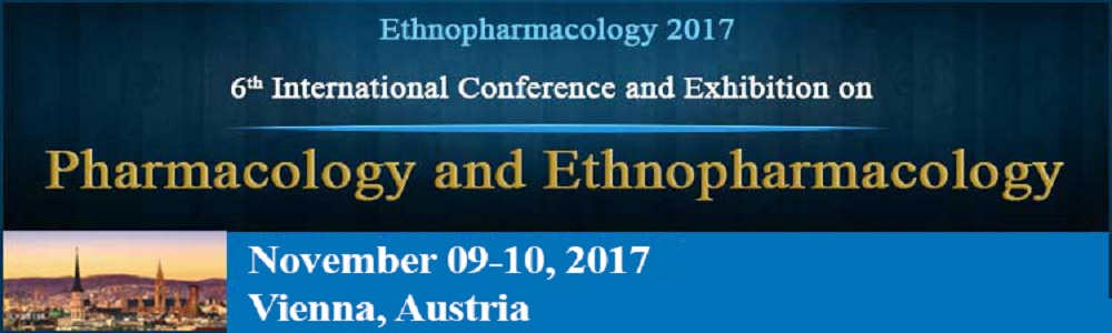 6<b>th</b> International Conference and Exhibition on Pharmacology and Ethnopharmacology