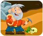 game Đào vàng đôi, chơi game dao vang doi cuc hay tại GameVui.biz