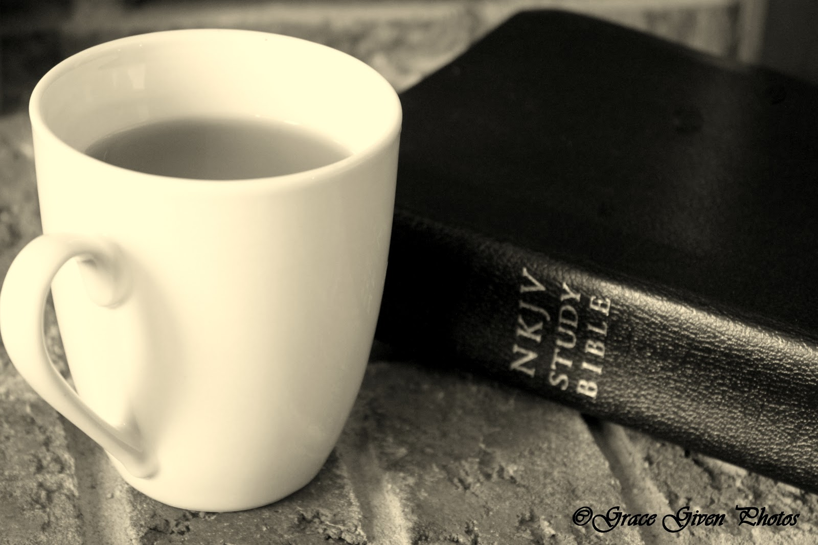 Fill My Cup, Lord: He Quenches my Thirst