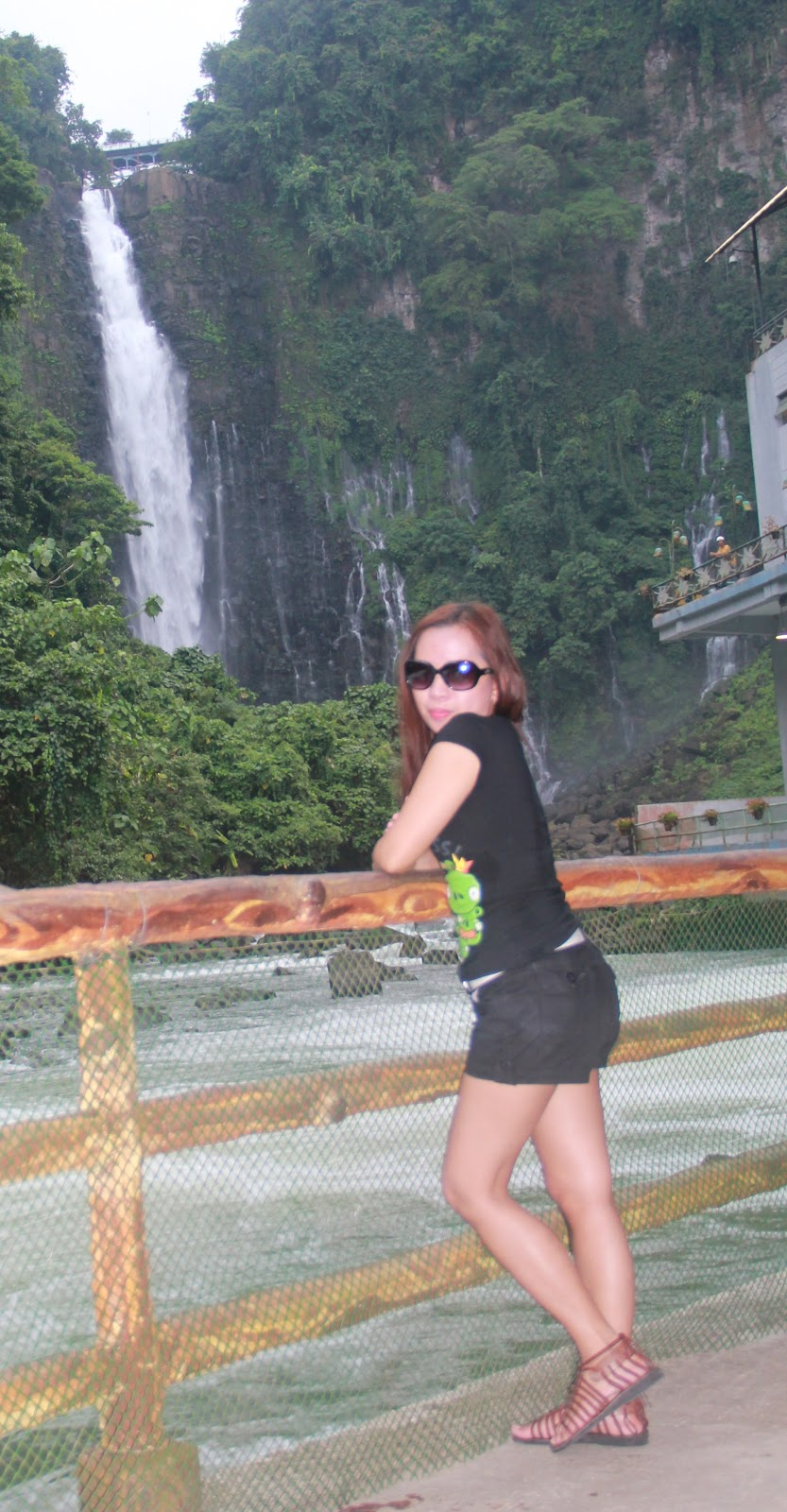 Iligan City Philippines  city photos : Maria Cristina Falls in Iligan City, Philippines | The Long and ...