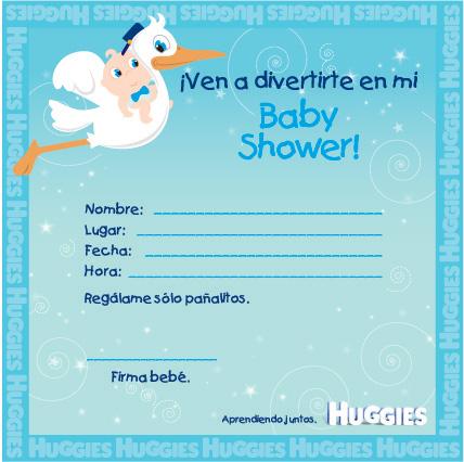 decoracin baby shower nia