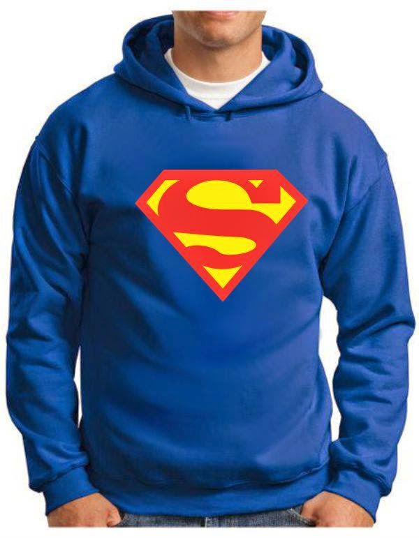 Moletom Superman