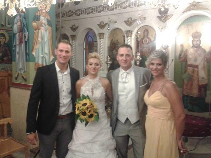 Παντρεύτηκε ο Γιάννης Τσιτσινάκης