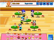 Nhà hàng gấu trúc, chơi game nấu ăn nhà hàng hay tại gamevui.biz