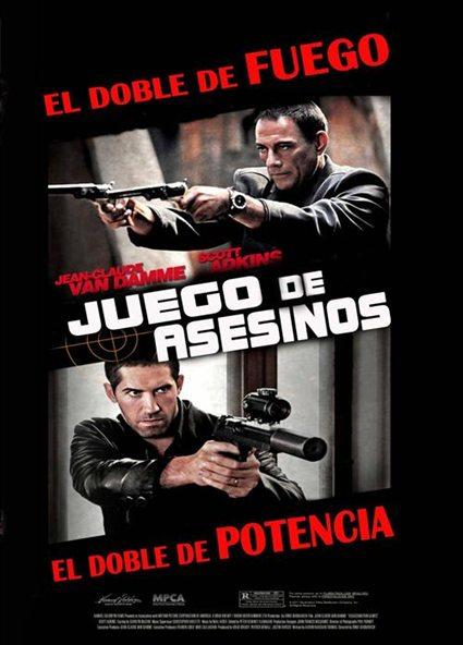 Juego de Asesinos [Assassination Games] DVDRip Descargar 1 Link  2011