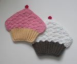 Cupcake Potholder