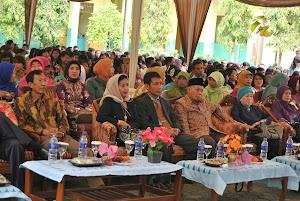 Perpisahan Guru & Siswa 2012