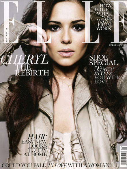 I remember being blown away by how good Cheryl Cole looked on this cover