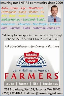 Jerry Hallman Farmer's Insurance
