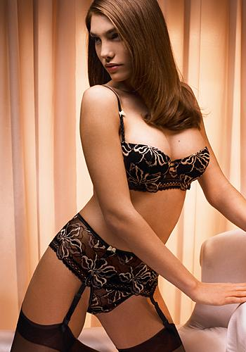 The Feminine and Sexiest From Half-Cup Bra Gallery ...