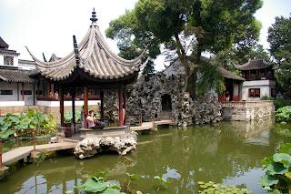 Jardines Suzhou China