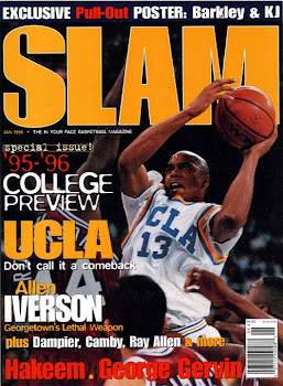SLAM covers through the years