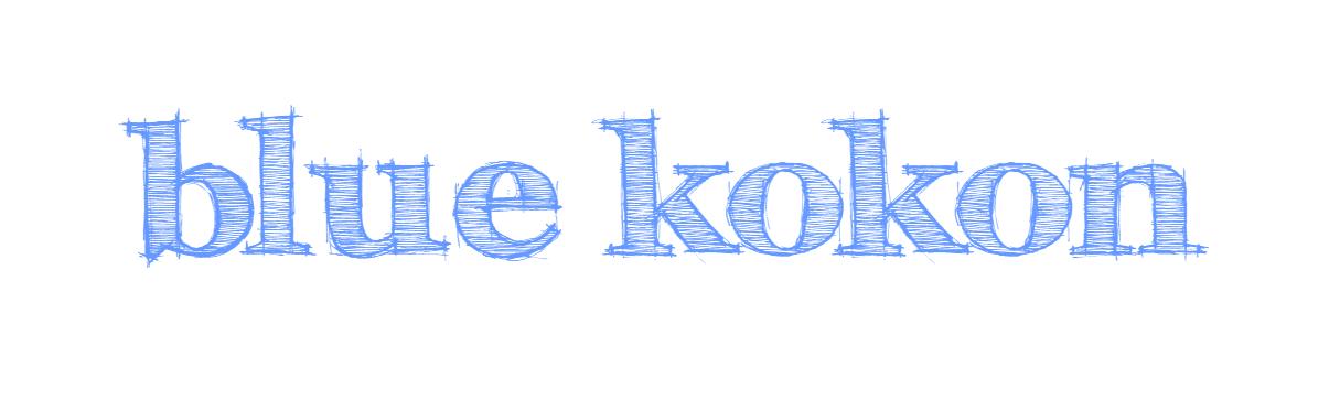 blue kokon