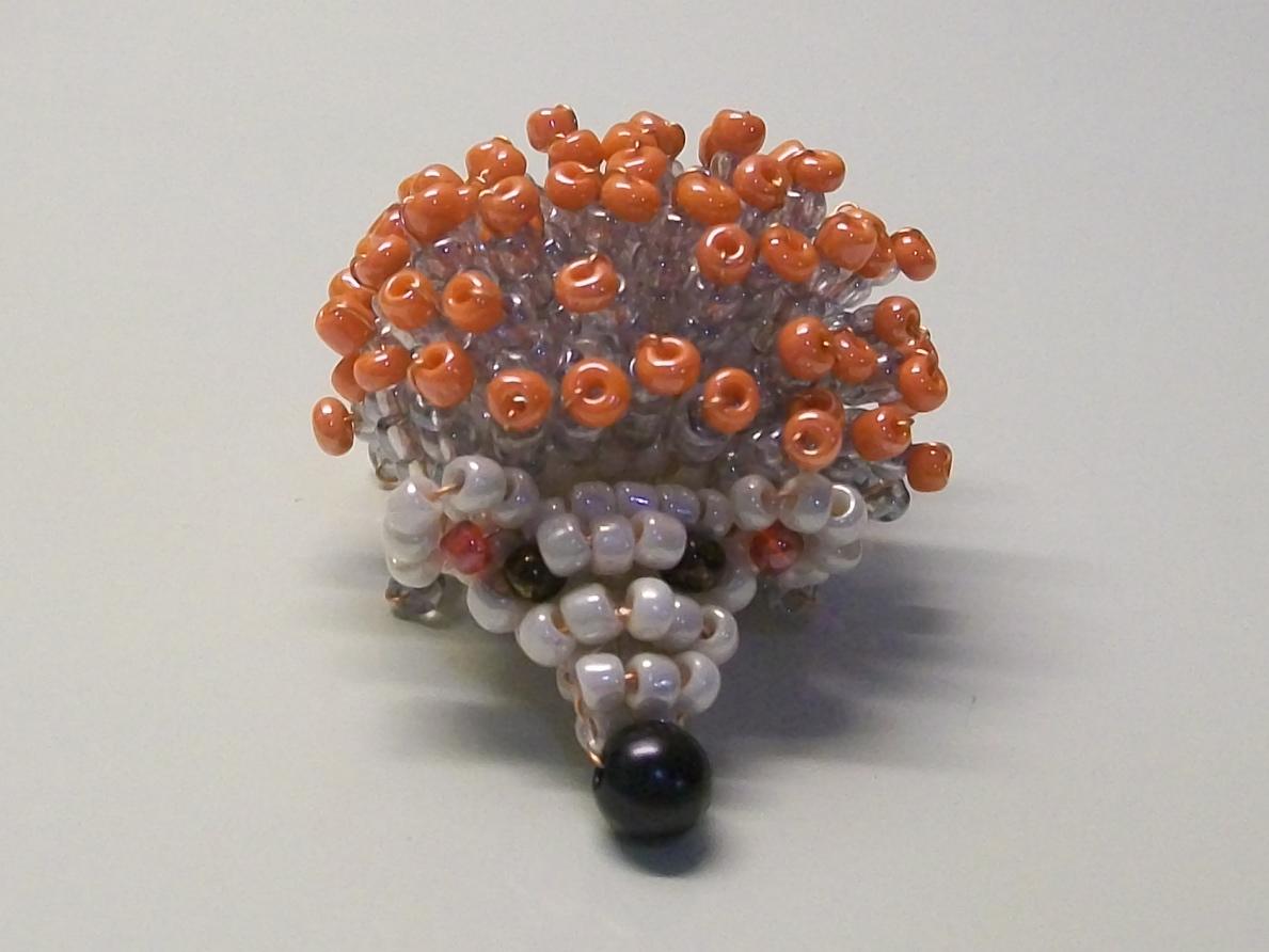 браслет,животных из бисера схема