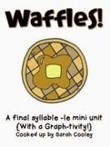 https://www.teacherspayteachers.com/Product/Waffles-A-final-syllable-le-mini-unit-265018