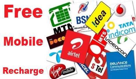 How to get free mobile recharge using your android phone