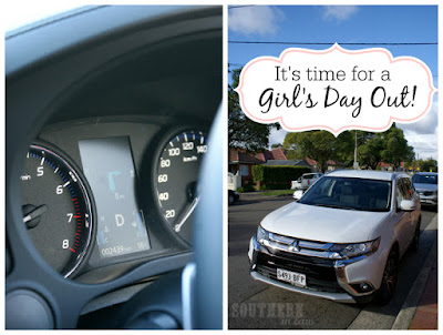 Girl's Day Out | Mitsubishi Outlander Five Door Review
