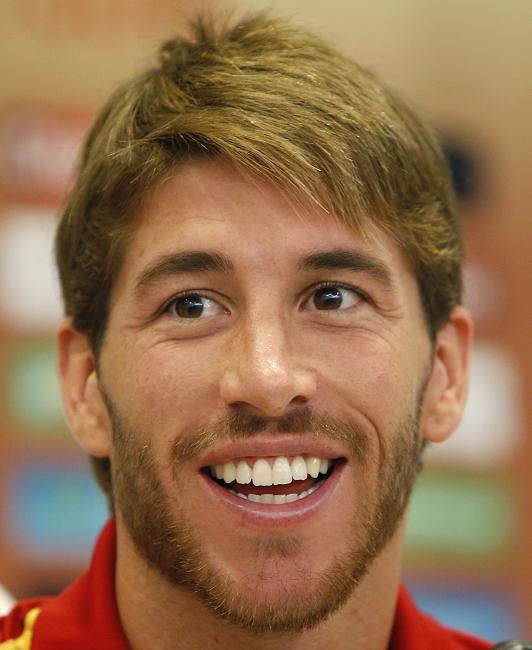 Hairstyle & Haircut: Sergio Ramos Short Hairstyle