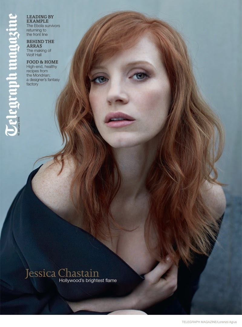Jessica chastain hot boobs
