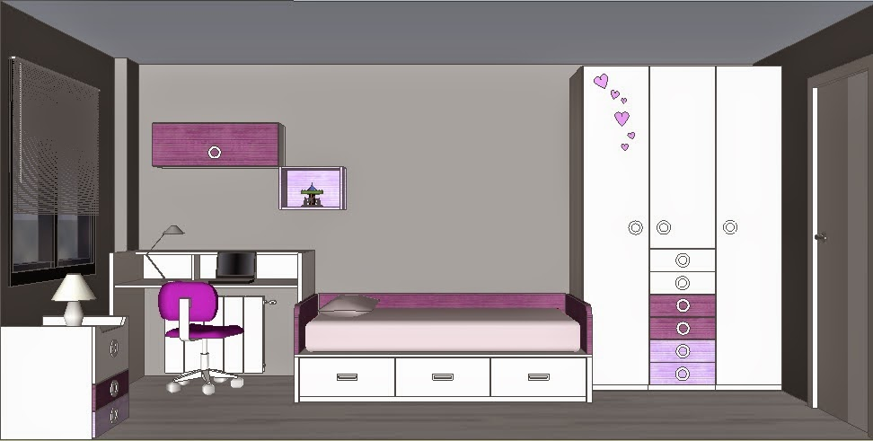 Macmobles ribes crta de ribes 252 08520 les franqueses - Fotos de dormitorios juveniles modernos ...