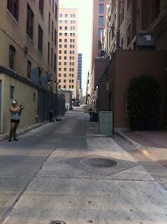 alleys as public spaces