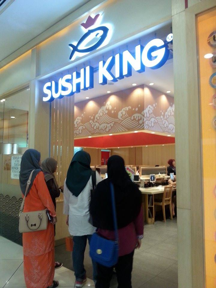 Sushi King The Mines