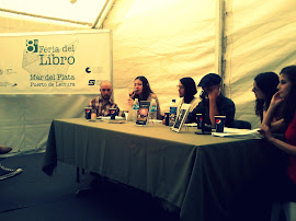 El Mugroso en la Feria del Libro de Mar del Plata