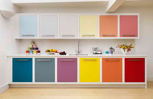 Cuisine color e for Cuisine coloree moderne