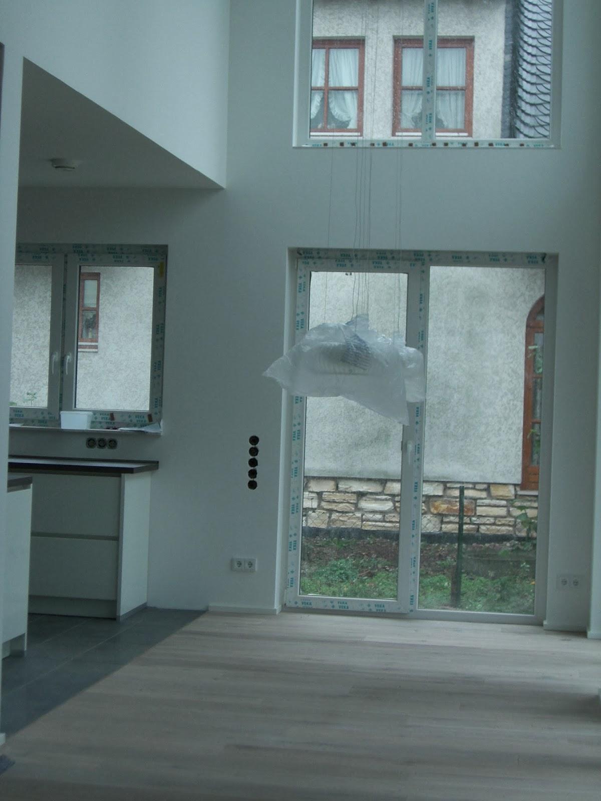 Baubericht Dachstrift: Elektroinstallation - Dosen, Schalter und Licht