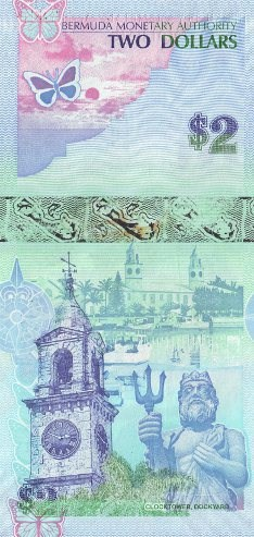 Bermuda's 2-Dollar