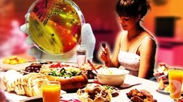 Symptoms of food poisoning