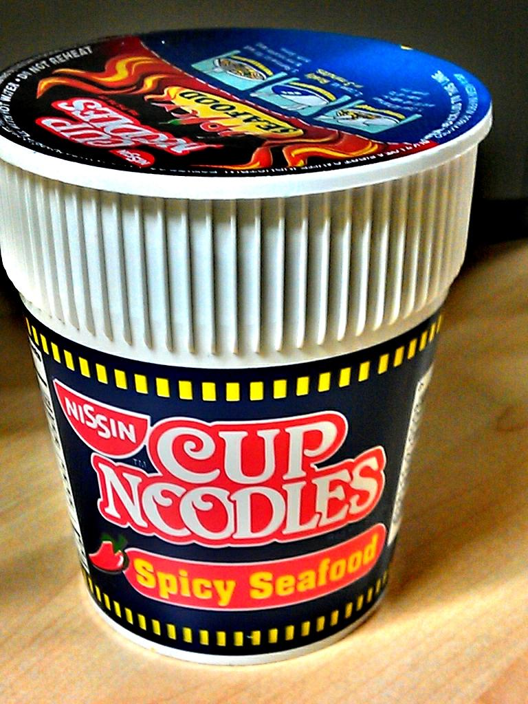 Japan Centre - Nissin Cup Noodles Seafood Noodle - Ramen Noodles