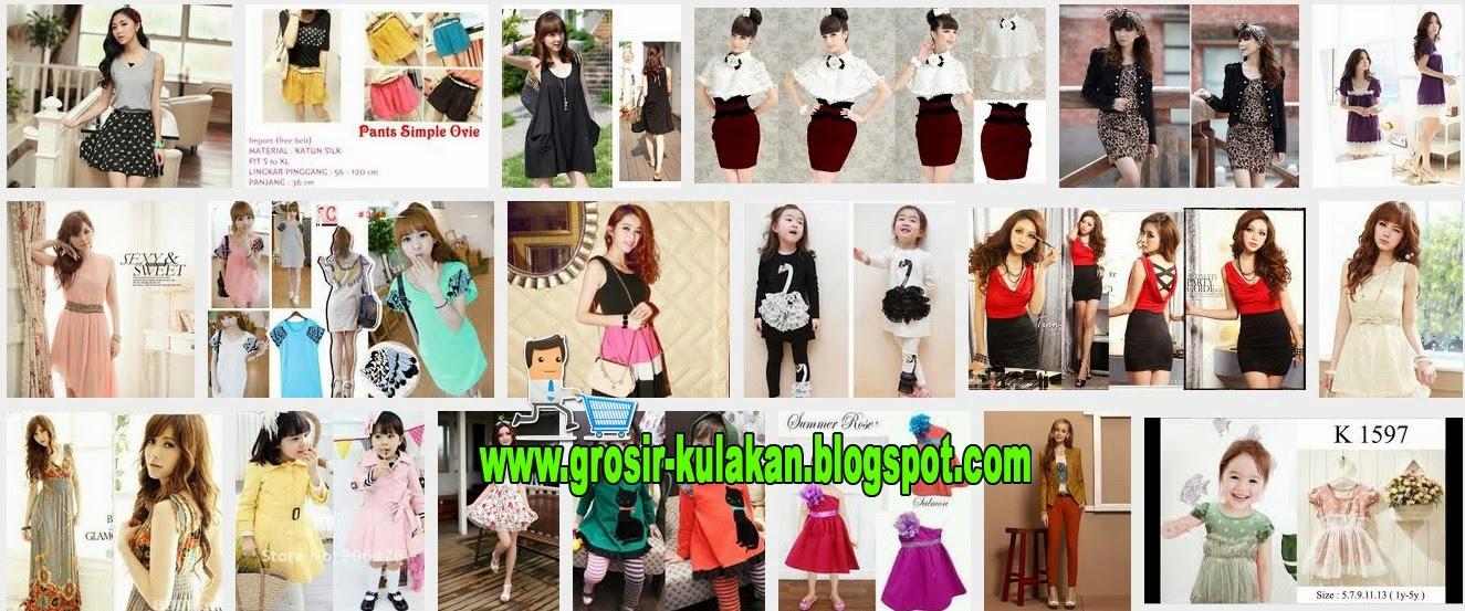 Distributor Pakaian Korea