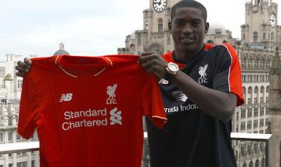 Nigeria's Taiwo Awoniyi joins Liverpool