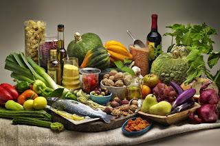 Dieta Mediterránea Aceite de Oliva